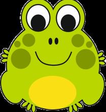 Promyki - Żabka